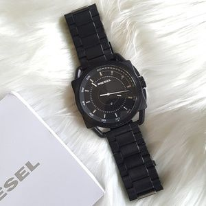 New Black Diesel Watch!